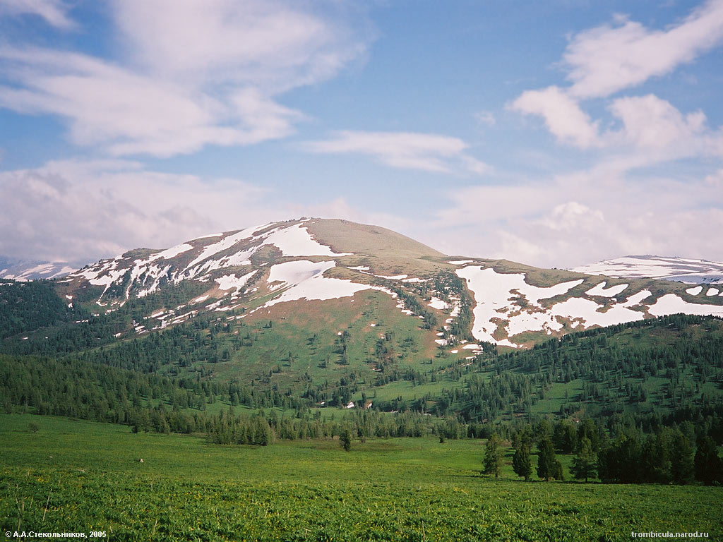 Zakoldovannaya Mt.
