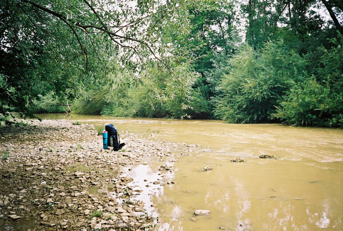 Фото речка в анусе